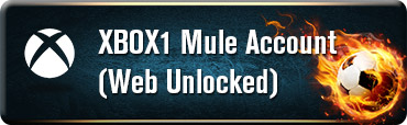 XBOX1 Mule Account(Web Unlocked)
