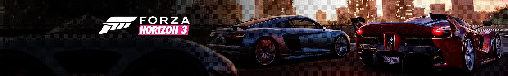 Forza Horizon 3 Credits