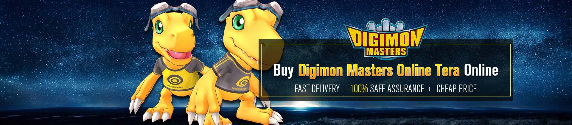 Digimon Masters Online Tera