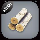 2000x Wood