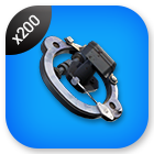 200x Simple Mechanical Parts Tier 2