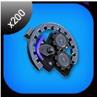 200x Sleek Mechanical Parts Tier 4