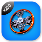 200x Efficient Mechanical Parts Tier 5