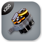 200x Batteries