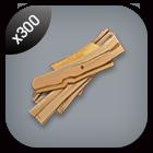 300x Planks
