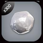 300x Rough Ore
