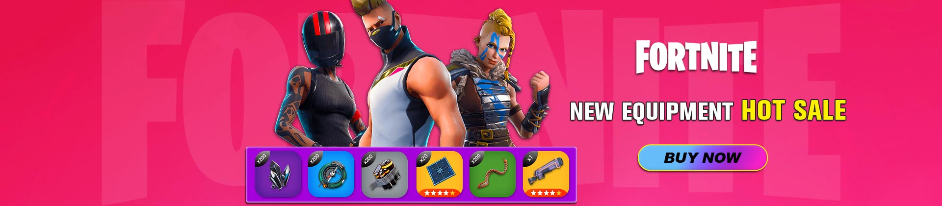 Cheap Fortnite Items