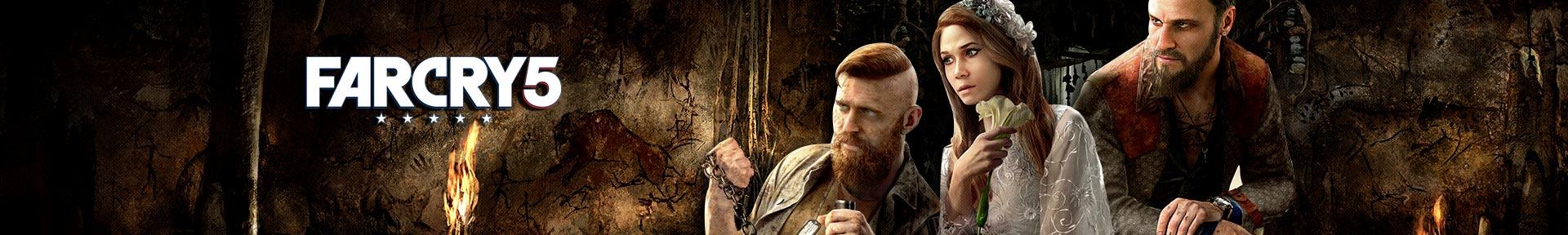 Far Cry 5 Credits