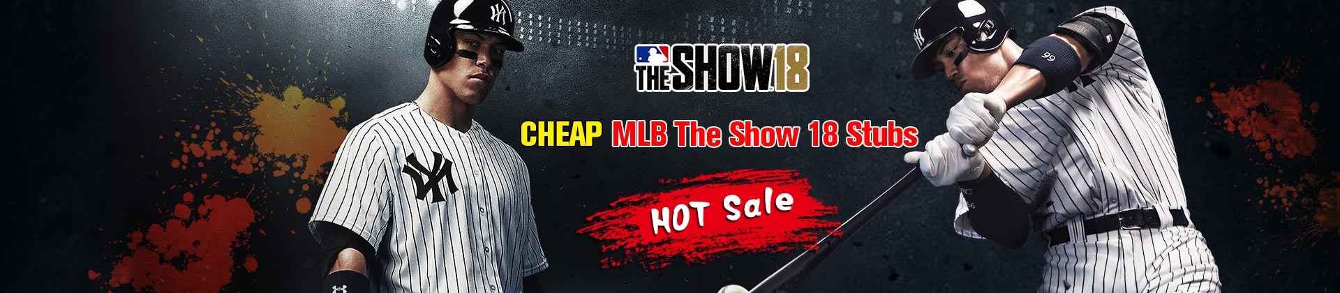 Buy MLB The Show 18 Stubs