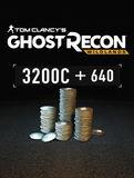 3840 GR Credits