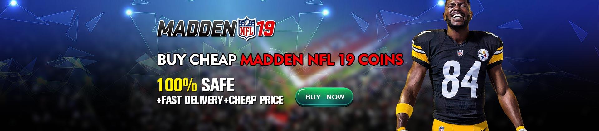 Cheap Madden NFL 19 Coins