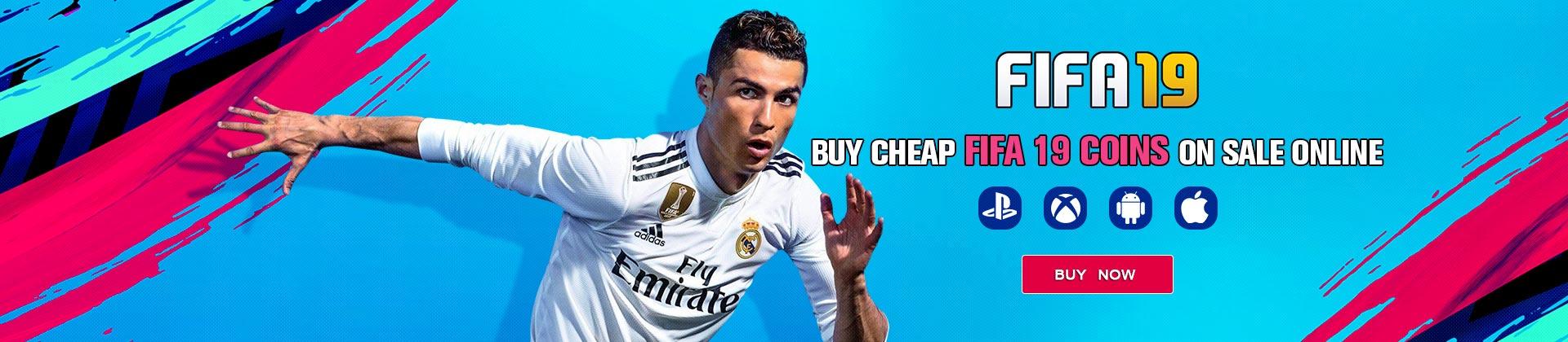 Cheap FIFA 19 Coins