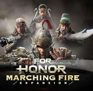 Marching Fire Expansion