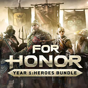 FOR HONOR YEAR 1 HEROES BUNDLE