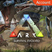 ARK: Survival Evolved Account
