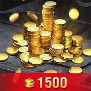 Winner's loot(1500 Gold)