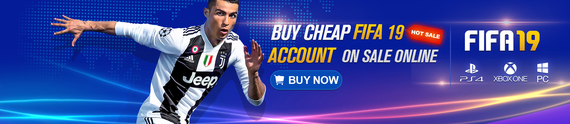 Cheap FIFA 19 Account