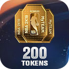 200 Tokens