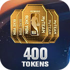 400 Tokens
