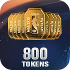 800 Tokens