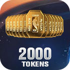 2000 Tokens