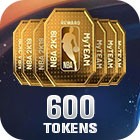 600 Tokens