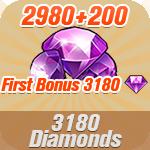 3180 Diamonds