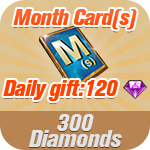 Month Card (S)