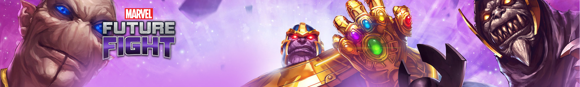 Marvel: Future Fight Crystals