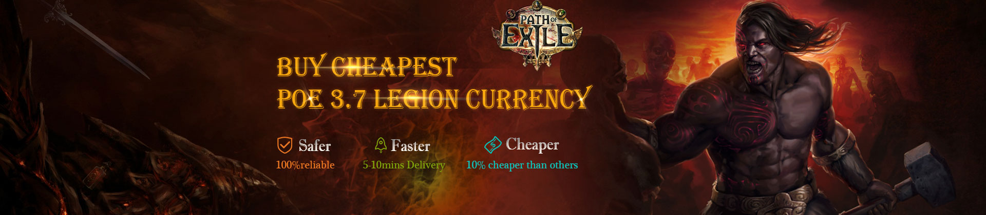 Cheap Path of Exile Currency