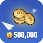 500,000 Gold