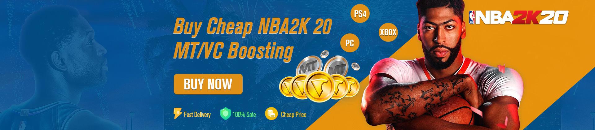 NBA 2K20 MT
