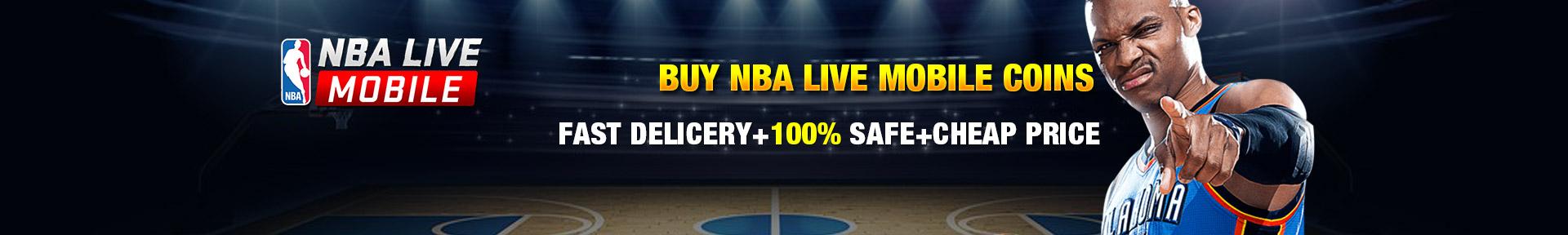 NBA Live Mobile Asia Coins