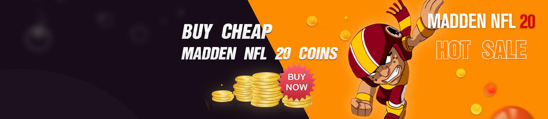 Cheap Madden NFL 20 Coins