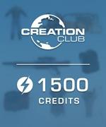 Skyrim Special Edition 1500 Creation Club Credits
