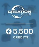 Skyrim Special Edition 5500 Creation Club Credits