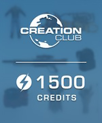 Fallout 4 Creation Club 1500 Credits
