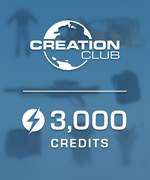 Fallout 4 Creation Club 3000 Credits