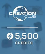 Fallout 4 Creation Club 5500 Credits