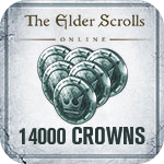 The Elder Scrolls Online 14000 Crown Pack