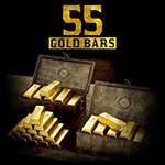 55 Gold Bars