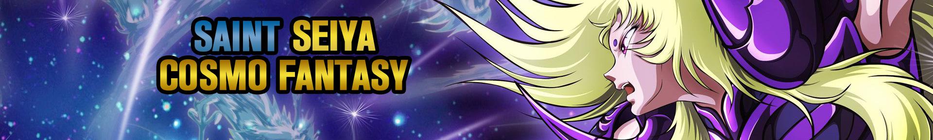 Saint Seiya Cosmo Fantasy Holy Stone