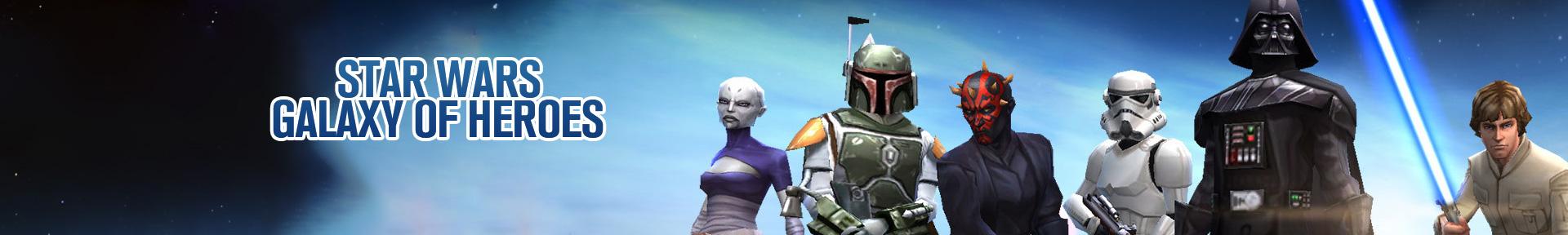 Star Wars Galaxy Of Heroes Crystals