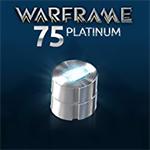 Warframe 75 Platinum - 75%