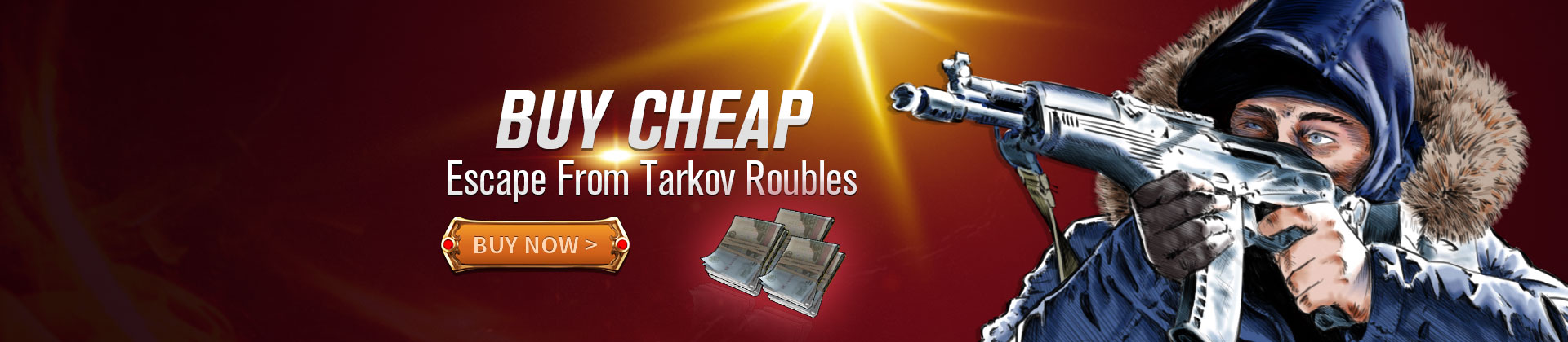 Cheap Escape From Tarkov Roubles