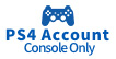 PS4 Account (Console Only)