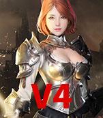 V4 Red Gems