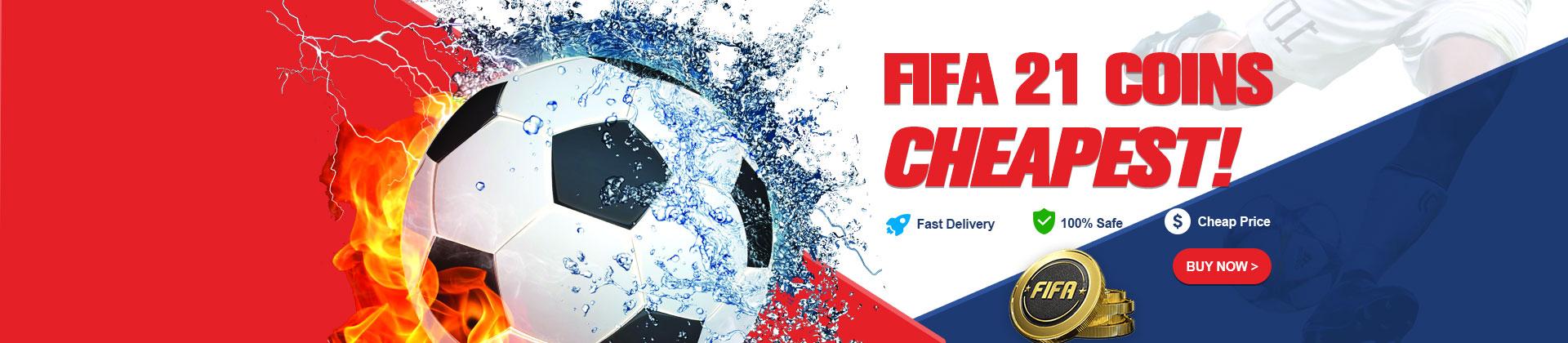 Cheap FIFA 21 Coins