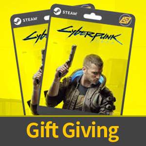 Sell Cyberpunk 2077 By Steam Russia Region Gift Giving, Supports all languages and is suitable for players worldwide,100% Safe guarantee!