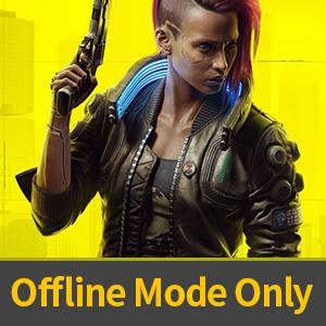 Cyberpunk 2077 Game Download--Offline Mode Only / Full Acess Package update